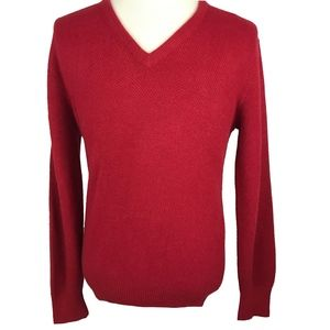 Christian Dior Sweater Mens Size Large V Neck